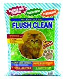 Next Gen Pet Flush Clean Cat Litter 6 Pound Bag