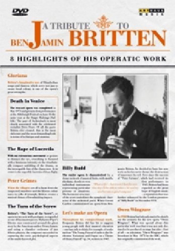A tribute to Benjamin Britten - DVD