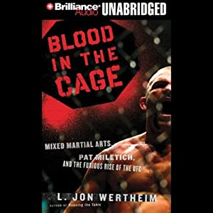 Blood in the Cage Audiobook