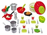 Ecoiffier - 2621 - Jeu d'imitation - Cuisine - Coffret Cooking