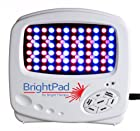 BrightPad BT-L84 Acne Light BLUE RED IR Light Therapy Acne, Anti-Aging, Wrinkles, Pain, Wounds, Skin & hair growth