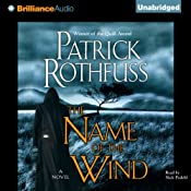 The Name of the Wind: Kingkiller Chronicles, Day 1 | Patrick Rothfuss