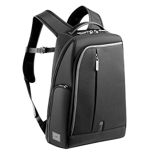 (エースジーン) ACEGENE リュック型 ビジネスバッグ/ブリーフケース A4対応 PC収納 EVL-2.5s 54571 (ブラック(01))