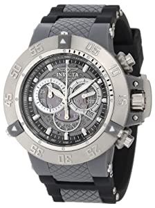 Invicta Men's 0927 Anatomic Subaqua Collection Chronograph Watch