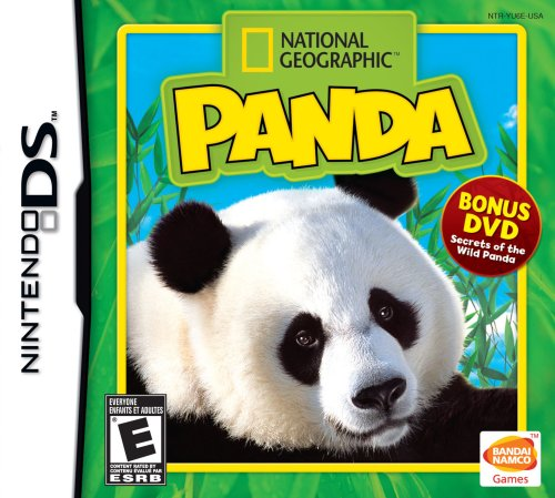 National Geographic: Panda - Nintendo DS - 1