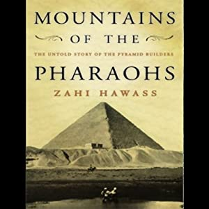 Mountains of the Pharaohs Audiobook