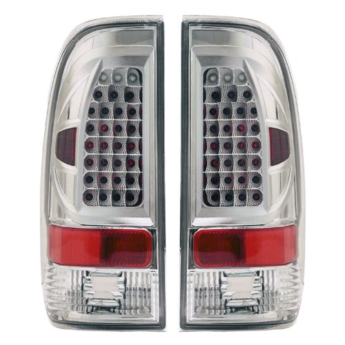 Apc 407519Tlc Ford F-150 Diamond Cut Tail Light Assembly