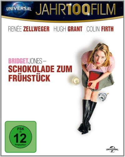Bridget Jones - Schokolade zum Frühstück - Jahr100Film [Blu-ray]