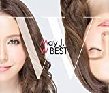 May J. - May J. W BEST -Original & Covers- (CD2枚組+Blu-ray Disc2枚組)