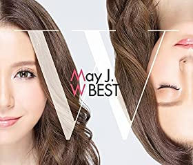 May J. W BEST -Original & Covers- (CD2枚組+DVD3枚組)