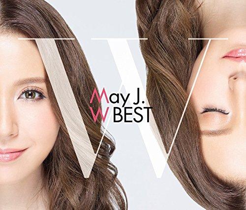 【Amazon.co.jp限定】(カレンダーポスター・ライブ応募抽選券付) May J. W BEST -Original & Covers- (CD2枚組+Blu-ray Disc2枚組)