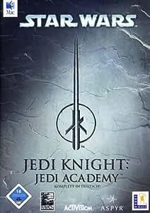 Star Wars - Jedi Knight II: Jedi Academy [Mac Download]