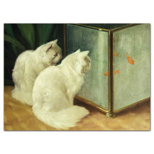 Artful Cats: Boxed Note Cards (Blank for Greetings, Thank Yous & Invitations)