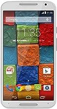 "Motorola Moto X1 - Smartphone libre Android (pantalla 5.2"", cámara 13 Mp, 16 GB, Quad-Core 2.5 GHz, 2 GB RAM), blanco"
