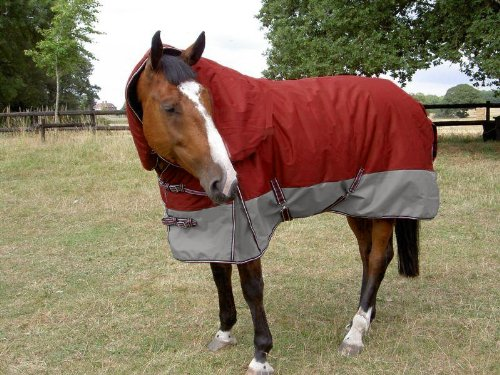 GEE TAC 420G*1600D ULTIMATE TURNOUT COMBO HORSE RUG  6.3   ALL SIZES, EQUESTRIAN