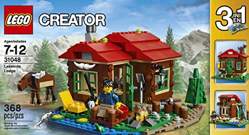 LEGO Creator Lakeside Lodge 31048 JungleDealsBlog.com