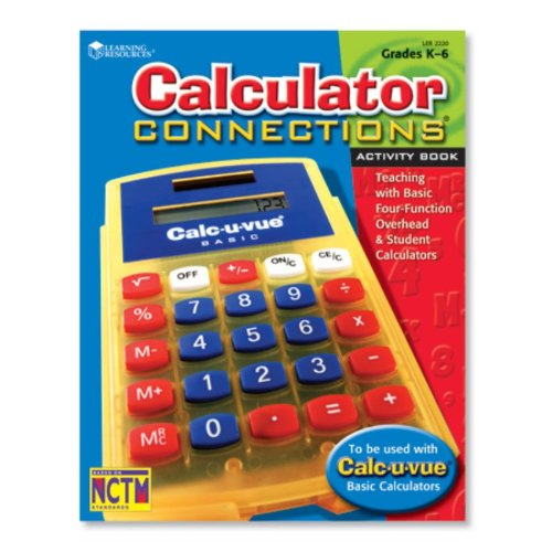 Calculator Connections Activity Book