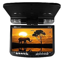XO Vision GX2155 9-Inch Flip-Down Multimedia Player (Black)