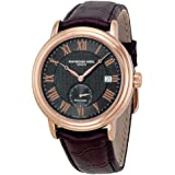 Raymond Weil Men's 2838- Pc5-00209 Automatic Stainless Steel Black Dial Watch