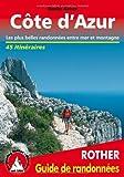 echange, troc Daniel Anker - Côte d'Azur - Les 45 plus belles randonnées pédestres.