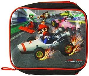 Nintendo Mario Lunch Bag Mario Kart DS