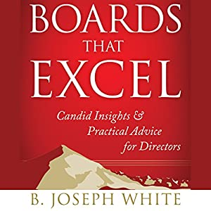 Boards That Excel Audiobook