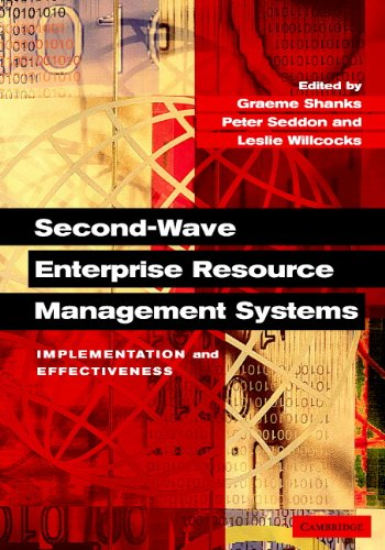 Second-Wave Enterprise Resource Planning Systems:
