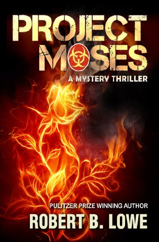 Project Moses - A Mystery Thriller (Enzo Lee Mystery-Thriller Series)