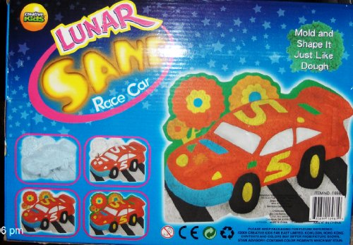 Lunar Sand Race Car - 1