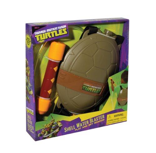 Little Kids Teenage Mutant Ninja Turtles Shell Water Blaster (Ninja Turtles Water compare prices)
