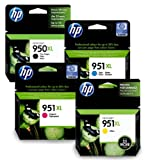 HP Officejet Pro 8600 Plus Full Set of High Capacity Original HP Ink Cartridges