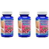 MaritzMayer Raspberry Ketone Lean Advanced Weight Loss Supplement 60 Capsule Per Bottle 3 Bottles