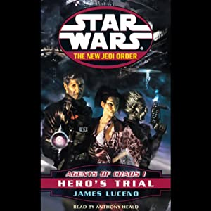 Star Wars: The New Jedi Order: Agents of Chaos I: Hero's Trial | [James Luceno]