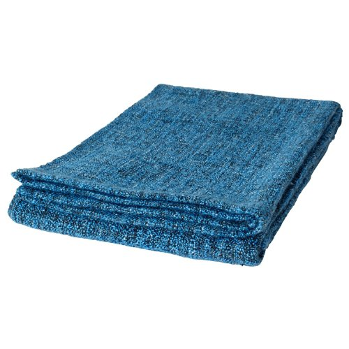 Ikea gurli throw blanket soft blanket blue 71x47 couch throw blue 1 632930708550 Throw blankets for sofa