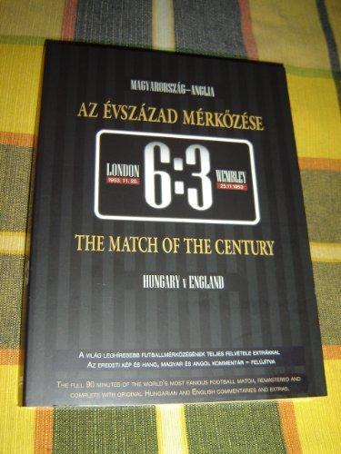 AZ AZ EVSZAZAD MERKOZESE 6:3 (1953) / 6-3 The Match Of The Century / Magyarorszag vs. Anglia / Hungary vs. England Soccer Game / Historical Footbal Match by Pusk?s Ferenc