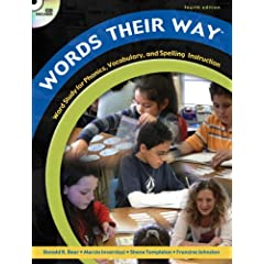 Words Their Way: Word Study for Phonics, Vocabulary, and Spelling Instruction (4th Edition)