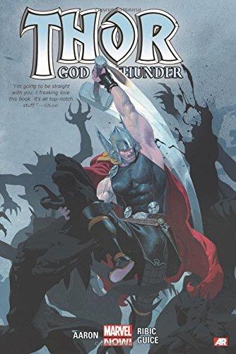 THOR GOD OF THUNDER HC 01