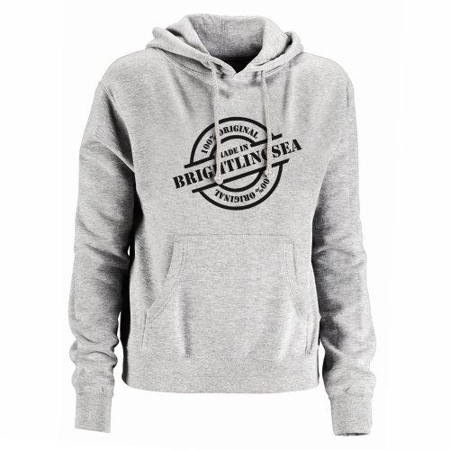 Made In Brightlingsea Mens Hoodie, Size 3X-Large