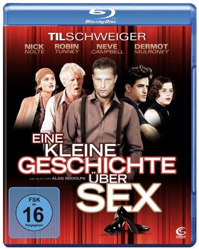 Eine kleine Geschichte über Sex [Blu-ray]