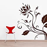 Decal Style Creative Swirl Wall Sticker Large Size-20*25 Inch