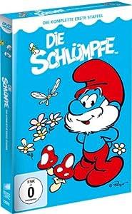 Die Schlümpfe - Die komplette erste Staffel [4 DVDs]