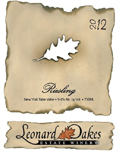 2012 Leonard Oakes Estate Winery Riesling 750 Ml