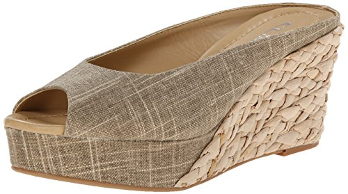 CL by Chinese Laundry Women's Daysie Espadrille Sandal,Bronze,6.5 M US
