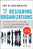 Designing Organizations: Strategy, Structure, and Process at the Business Unit and Enterprise Levels