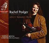 Rachel Podger Bach: Complete Sonatas and Partitas for Violin Solo