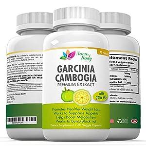 100% pure garcinia cambogia premium extract 1600 mg 6025