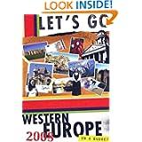 Let's Go 2008 Western Europe (Let's Go: Western Europe)
