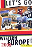 Let's Go 2008 Western Europe