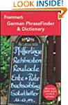 Frommer's German PhraseFinder & Dicti...