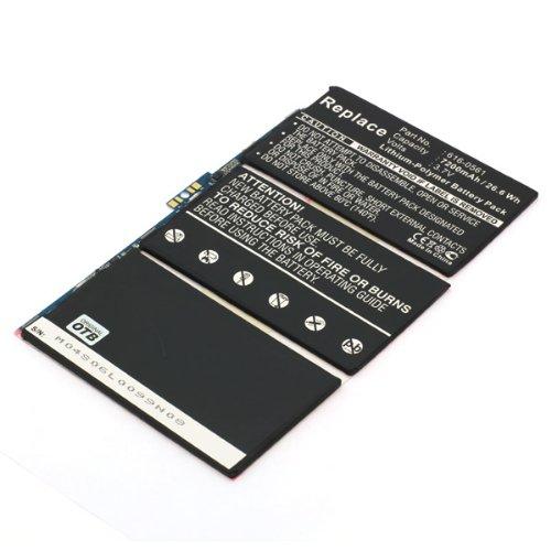Akku, Ersatzakku mit 7200mAh !!! für Apple iPad 2 ersetzt folgende Original-Akkus: 616-0561 ohne Memory-Effekt Li-Polymer PDA-Punkt